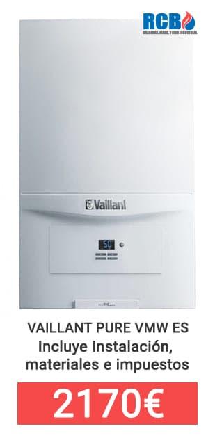 Oferta Caldera Vaillant PURE VMW ES