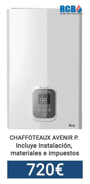 Calentador Chaffoteaux Avenir PLus 11 SFT