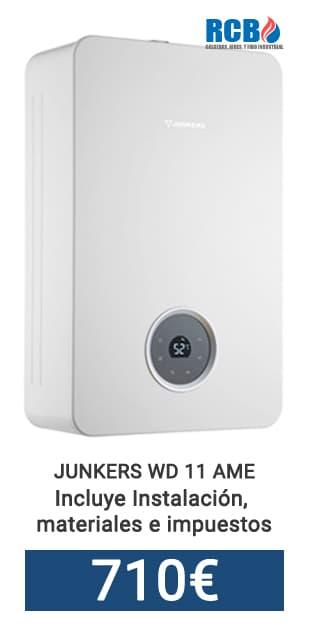 Calentador Junkers WD 11