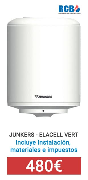 Junkers Elacell Vertical 50 litros