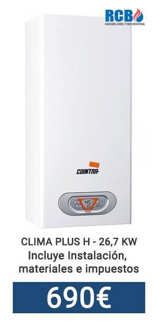 Calentadores de gas Cointra